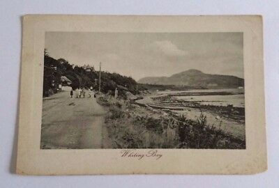 Whiting Bay Arran Vintage Postcard