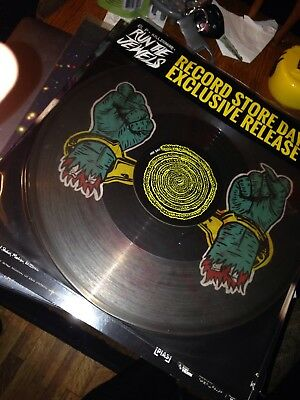 Run The Jewels vinyl Record Store Day 2015 12""