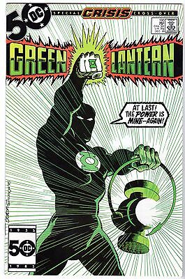 Green Lantern #195 - Guy Gardner Becomes GL,  Very Fine - Near Mint Condition