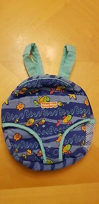 Fisher Price Baby Doll Carrier Bag