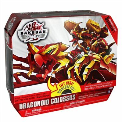 Bakugan Dragonoid Colossus Book The Cheap Fast Free Post