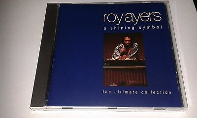 roy ayers a shining symbol : the ultimate collection cd