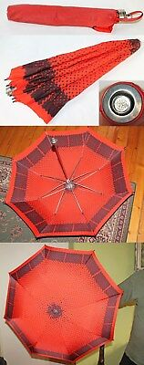 Vintage Ladies Umbrella Made in Japan, Mint 1960's