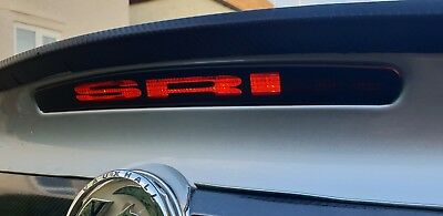 Vauxhall Insignia Preface SRI  Hatchback Saloon 3rd Brake Light Sticker X 2