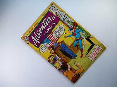 Adventure Comics #213  Good- 1.8  (Dc 1938 Series) Unrestored