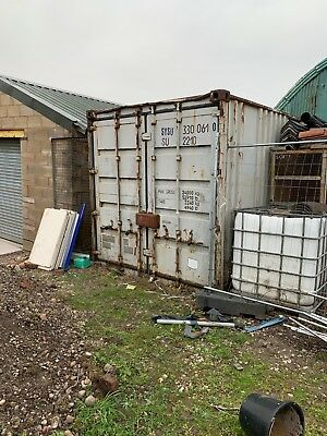 20ft Shipping Container water tight