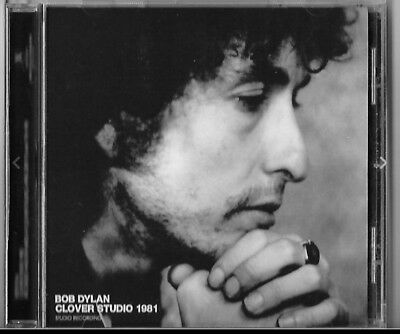 Bob Dylan - Clover Studio 1981 - Empress Valley No Crystal Cat ***new Release***
