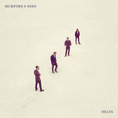 Mumford And Sons - Delta 2018 - Brand New CD - Factory Sealed