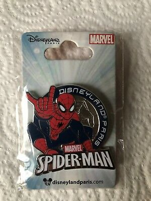 Pins Disneyland Paris Spider Man