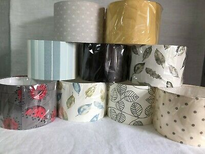 Sample Sale! New 30Cm Shades Suitable For Lamp Or Ceiling Bargain Price