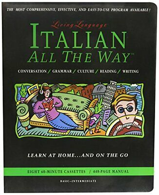 Italian - All the Way (Living Langua... by Lettieri, Michael Mixed media product