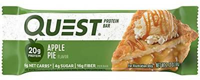 Quest Nutrition Protein Bar  Assorted FlavorNames