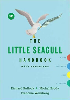 "The Little Seagull Handbook with Exercises (3rd Edition) ""PDF"""