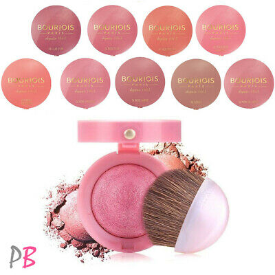Bourjois Little Round Pot Blusher 2.5g Various Shades for Every Face Tan Blush