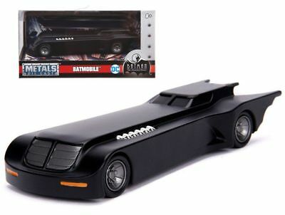 BATMAN Animated Series Batmobile Die-cast Car 1:32 Jada Toys 5 inch DC Comics
