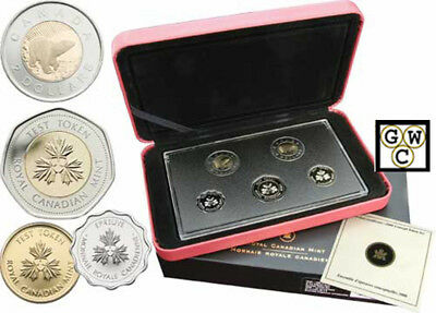2006 Concept Token Set of the 10th Anniversary of the $2 Coin (11973) (OOAK)