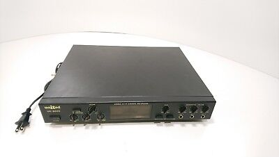 United UK-8000 Stereo Hi-Fi Karaoke Multiplexer - Tested Working