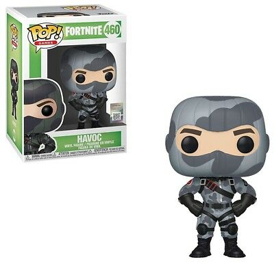 Funko Pop! Games: Fortnite S2 HAVOC #460 IN STOCK