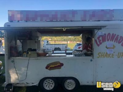 6' x 14' Food Concession Trailer for Sale in Indiana!!!