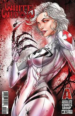 """White Widow #3 Pre-Order Jamie Tyndall Cover """"A"""" Canadian Seller BEAUTY NM/NM+"""