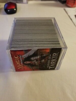 1x Khans of Tarkir Complete Set w/tokens