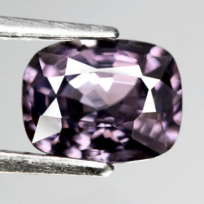 1.68Ct. Glistening! Antique Facet Purple Pink Natural Spinel Tanzania