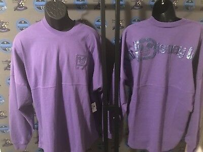 Walt Disney World Purple Potion Spirit Jersey Shirt Medium MD M New In Hand