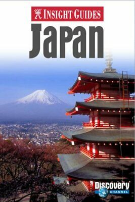 Japan Insight Guide (Insight Guides) Paperback Book The Cheap Fast Free Post