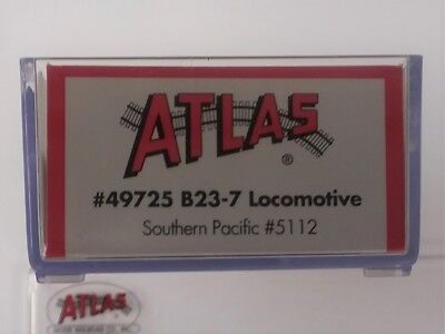 N scale Atlas B23-7 Plastic box with nest  Brand  new