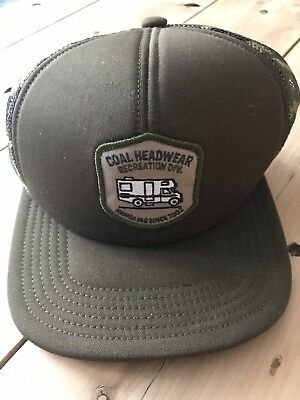 09ef0c8572d7d COAL HEADWEAR CLASSIC Snapback Hat - Men s Spruce One Size -  15.37 ...