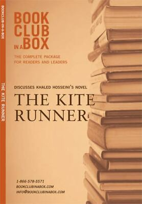 Bookclub in a Box : Discusses the Novel The Kite Runner by Khaled Hosseini