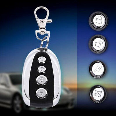 4Channels Electric Gate Garage Door Remote Control Key Fob 270MHz-434MHZ Cloning
