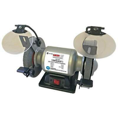 "Grip 50145 150mm (6"") 250 Watt Bench Grinder"
