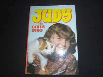 Judy for Girls 1980 (Annual), D C Thomson, 1979, D C Thomso, Good