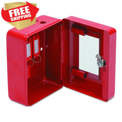 FireKing EK0506 Hercules Emergency Safe, Steel, 0.05 ft3, 4-3/4w x 6d x 3h,...