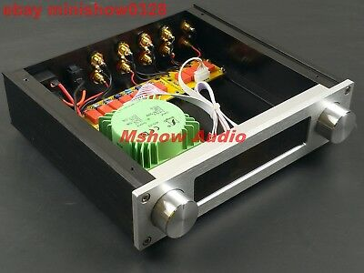 Volume Remote Control Relay 128 Steps Exponential Constant input impedance 4 CH