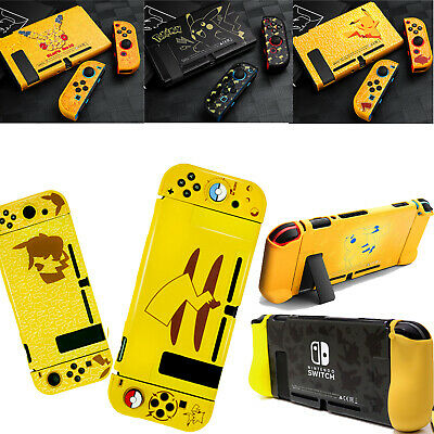 Limited Edition Dockable Hard Case Cover for Nintendo Switch NS Console Joycon