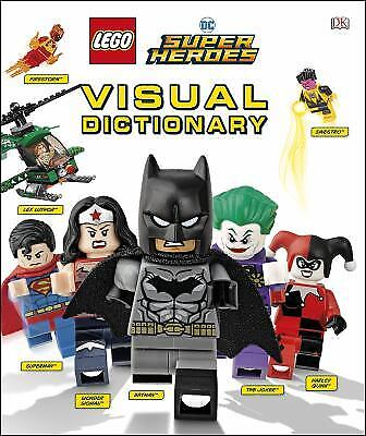 LEGO DC Comics Super Heroes Visual Dictionary (Library Edition)  (ExLib)