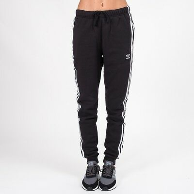 dae3eb3adfd57f Pantalone Donna Adidas Regular Tp Cuff Dn8134 Regular Pants Tribes Nero