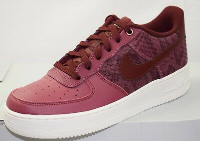 Nike Air Force 1 Lv8 Junior Trainers Brand New Size Uk 6 (Fn9)