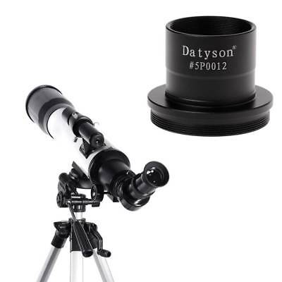 1.25 inch Astronomical Telescope T-Adapter with M42X0.75 Thread Metal 5P0012x1