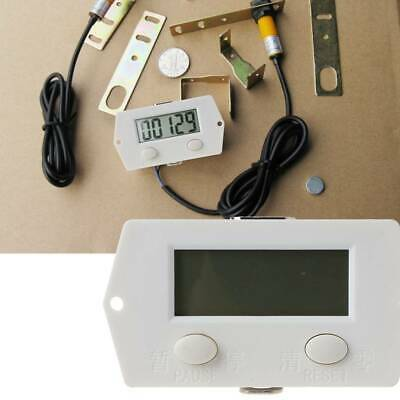 5 Digit Digital Electronic Counter Puncher Magnetic Inductive Switch Proximity