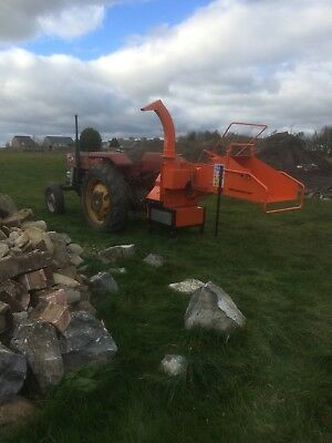 Wood Chipper NO VAT 3 Point Linkage BRAND NEW