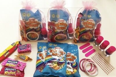 🛍Girls Pre Filled Pamper Birthday Party Bags Loot🛍 *Only Pay One Postage Fee*