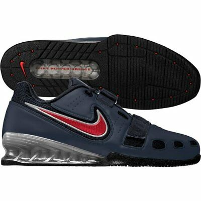 d0b8053a17b NIKE ROMALEOS 2 Power Lifting Men s weight Training Shoes 476927 001 ...