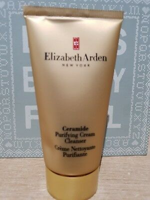 ❤ ELIZABETH ARDEN Ceramide Purifying Cream Cleanser 50ml ❤