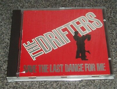 The Drifters - Save The Last Dance For Me - 16 Track Cd 1993