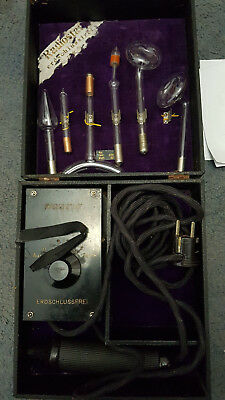 Radiostat 'Violet Ray or Violet Wand' Quack Medical Machine