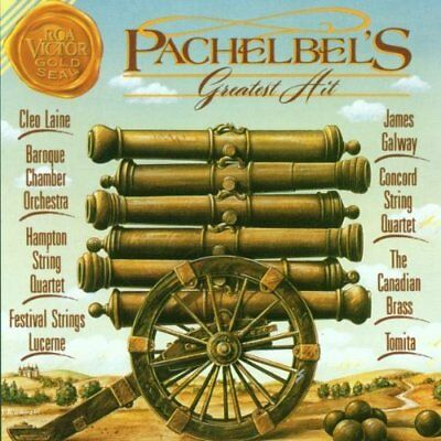 Pachelbel's Greatest Hit: Canon In D - Pachelbel's Greatest Hit: Canon In New Cd