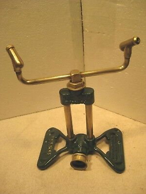Vintage Sunbeam Rain King model D-1 lawn sprinkler